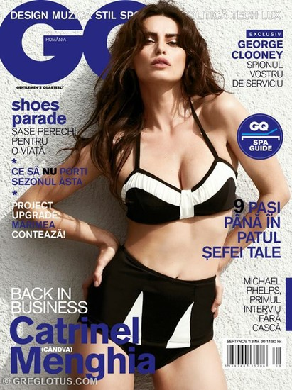 GQ Cover Catrinel 8