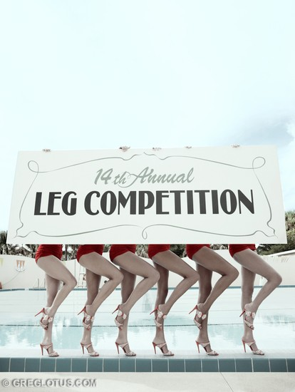 Legs Competition 13
