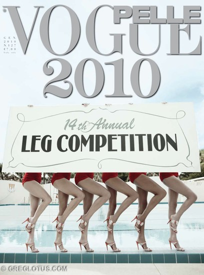 Legs Competition 12