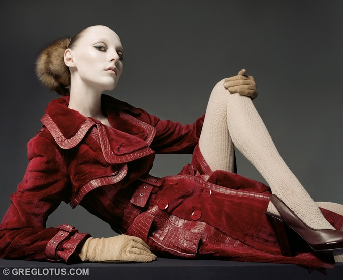 Russian Vogue Fur 1