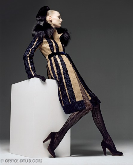 Russian Vogue Fur 8