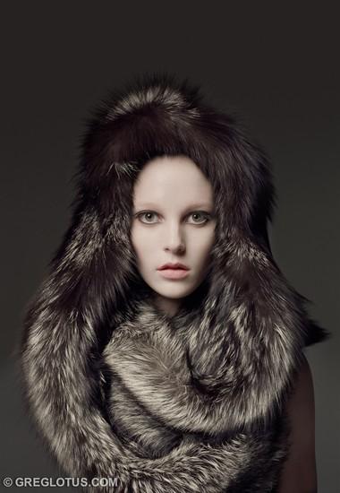 Russian Vogue Fur 12