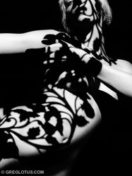 """Impressions"" by Greg Lotus - Vogue Italia"